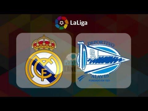 Real madrid vs alaves live streaming | la liga live
