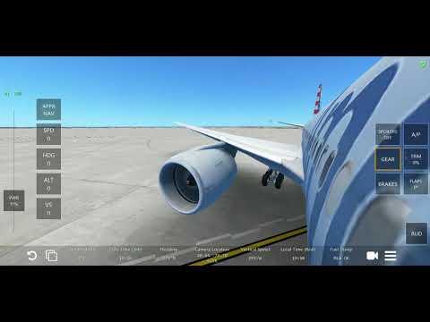 AA119 777-300ER AMERICAN AIRLINES JFK - MIAMI