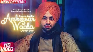Ambersar waala | Jordan Sandhu | Bunty Bains | Desi Crew | Latest Song 2017 | Speed Records