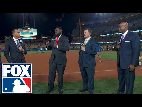 FOX MLB Crew analyzes Houston's huge win in Game 2 of the World Series | 2017 MLB Playoffs | FOX MLB