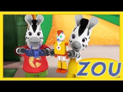 Le Robot Dessins Animés 2019 Zou En Français Youtube