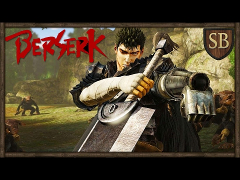 Berserk and the Band of the Hawk PC Gameplay Part 1 |  Guts' First Battles