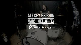 Marshmello - Fly - Drum Cover