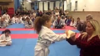 Pre School Martial Arts Breaking Warwick NY