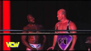 "VCW - Tommy Dreamer challenges C.W. Anderson to an ""I Quit"" Match!"