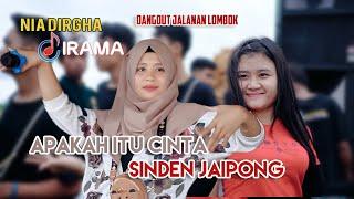 Download Sinden Jaipong Ala Nia Dirgha dan Apakah Itu Cinta | Orkes Jalanan Lombok Irama Dopang