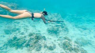 Hunting WEIRD FOOD to Survive Sailing Remote Tuamotus ~ Vlog #58