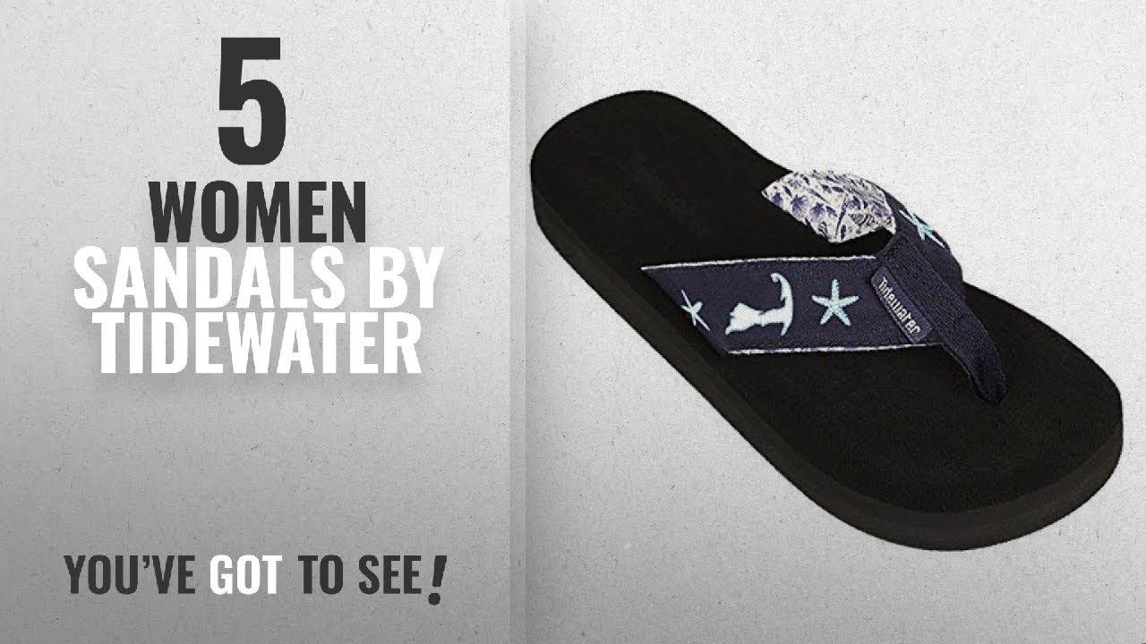 bd1ca96c1699 Top 5 Tidewater Women Sandals  2018   Tidewater Women s Flip Flop Sandals  (9