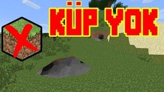 Minecraft Dnyas Artk Kare Deil Yuvarlak Oluyor