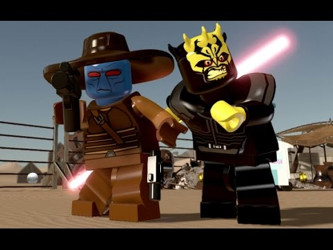 LEGO Star Wars: The Force Awakens - The Clone Wars DLC Pack - All ...