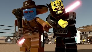 LEGO Star Wars: The Force Awakens - The Clone Wars DLC Pack - All Characters