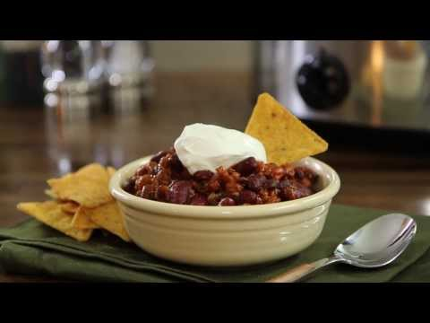 How to Make Turkey Chili | Slow Cooker Recipes | Allrecipes.com