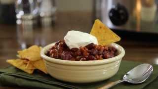 How To Make Turkey Chili   Slow Cooker Recipes   Allrecipes.com
