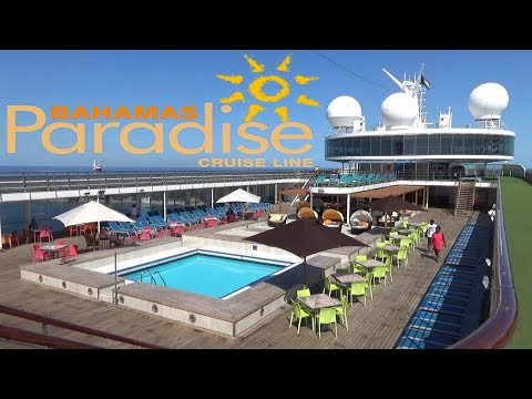 Grand Classica Bahamas Paradise Ship Tour & Review