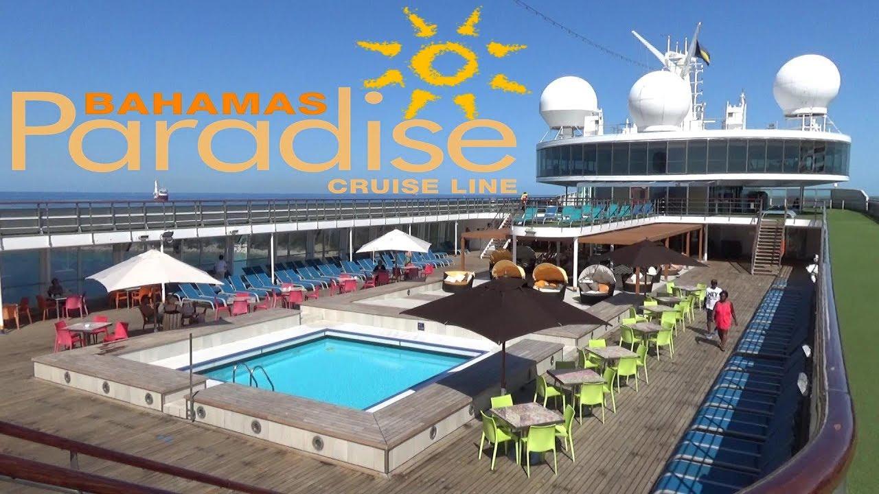 Grand Classica Bahamas Paradise Ship Tour Amp Review Youtube