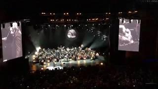 БИ-2 с симфоническим оркестром amp Manizha - Люди на эскалаторах Crocus City Hall 16.05.2019