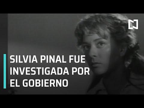 Silvia Pinal espiada por el gobierno - Las Noticias