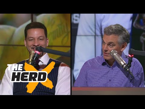 Chris Broussard on why it was right for Westbrook to win MVP, talks Paul George to Lakers   THE HERD