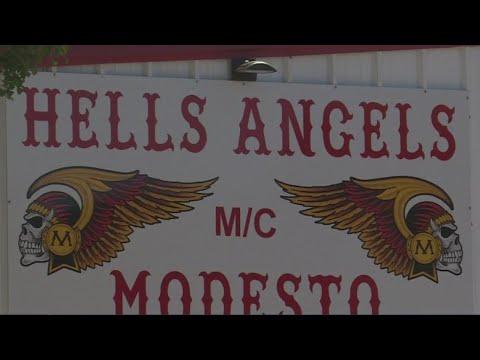 Police, FBI Serve Search Warrants To Hells Angels