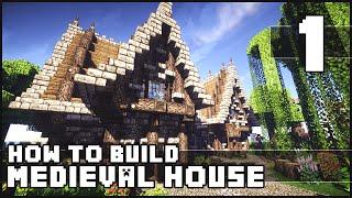 minecraft medieval build