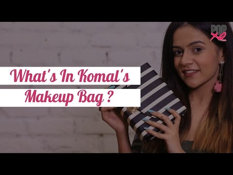 What's In My Makeup Bag? | Komal's Fav Makeup Products - POPxo