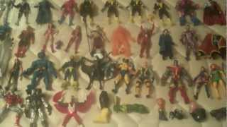 Selling Marvel Legends / DC Universe Classics Action Figure Collection All For Sale Thumbnail