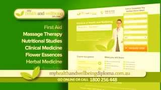 Health & Well-Being Diploma - Naturopathy, Natural Medicine, Massage - Study Online VET FEE HELP