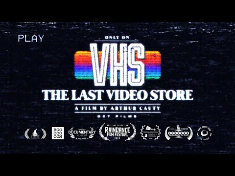 The Last Video Store | a documentary on the World's oldest VHS & DVD rental store