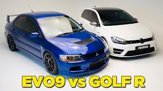 Evo 9 Vs Golf R