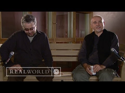 Peter Gabriel and Karl Wallinger on the making of Big Blue Ball