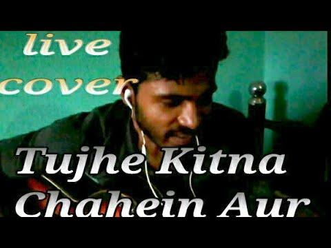 tujhe-kitna-chahein-aur-hum-|-kabir-singh-|-prasenjit-samanta-|-live-unplugged-cover