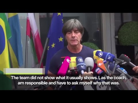 Joachim Low discloses the BIG Reason of Germany's Worldcup Exit | fifa world cup 2018