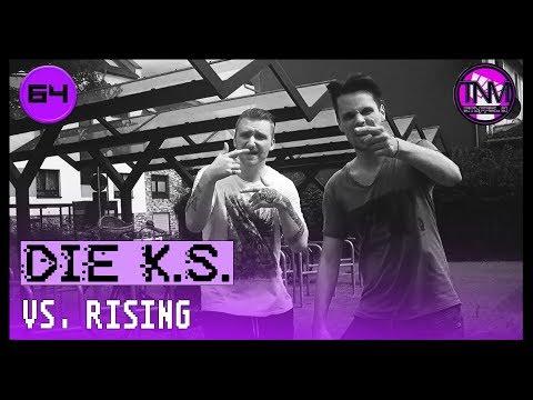 Die Kowalski-Schwadron vs. Rising | 64stel-Finale (56/64) - TNM Rap Battle S3 from YouTube · Duration:  2 minutes 38 seconds