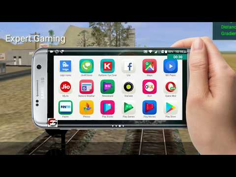 How To Download Trainz Simulator In Android|APK+Data|Installation|HD GAMEPLAY|Hindi