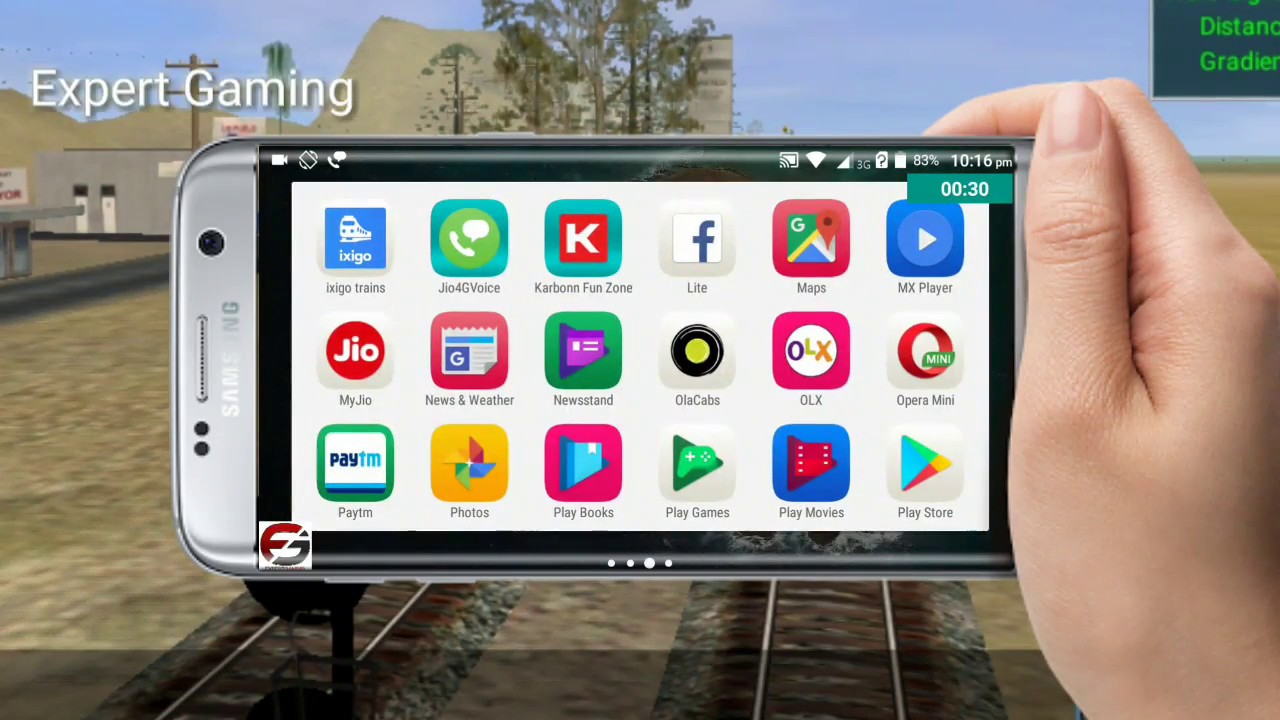 How To Download Trainz Simulator in Android|APK+Data|Installation|HD  GAMEPLAY|Hindi by Expert Gaming