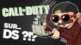 CALL OF DUTY sur DS ?!? - PuNkY
