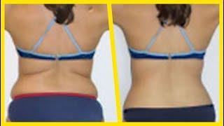 En 2 Semanas Elimina la grasa de la Espalda | Ejercicios en casa Para Bajar de Peso