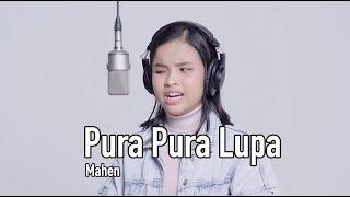 Pura Pura Lupa Mahen Putri Ariani Cover