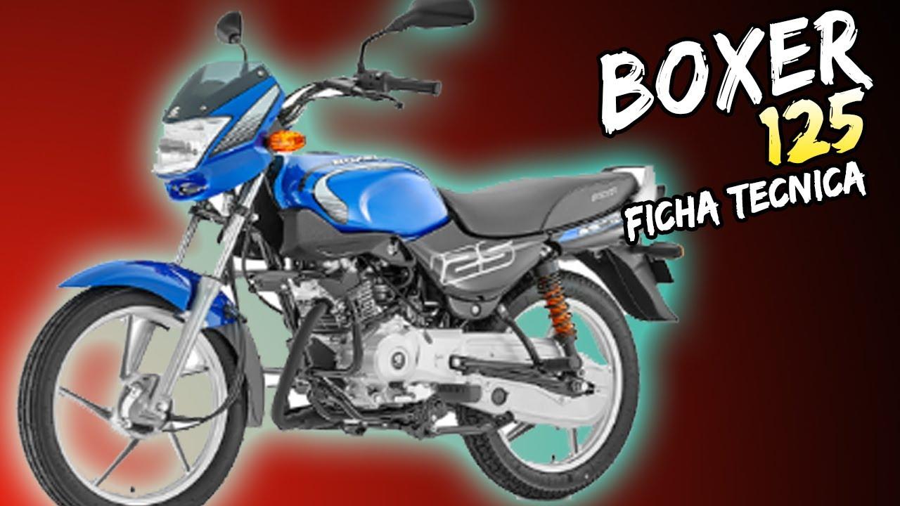 😈NUEVA BOXER 125 /Ficha tecnica y Precio (por fin la nueva boxer )