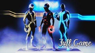 TRON: Evolution [Full Game] ALL CUTSCENES THE MOVIE GAME MOVIE