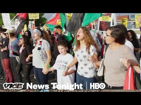 Banning Israel's Boycotts & Canada's Unhappy Refugees: VICE News Tonight Full Episode (HBO)