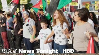 Banning Israel's Boycotts & Canada's Unhappy Refugees: VICE News Tonight Full Episode (HBO)
