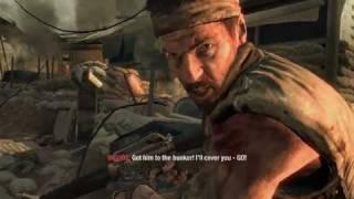 """Call of Duty: Black Ops 1"", full walkthrough on Veteran, Mission 5 - S.O.G."