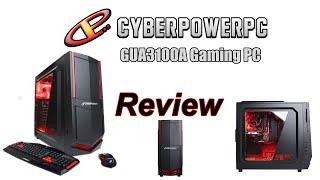 CyberpowerPC Gamer Ultra GUA3100A Gaming Desktop Review [HD]