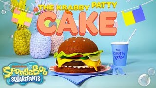 What's better than eating a Krabby Patty? Having ANOTHER one for dessert! And now that's possible, thanks to THE KRABBY PATTY CAKE! Secret Ingredients ...