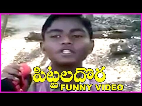 Pittala Dora - Most Funny Videos 2016 | Rare & Exclusive | Hilarious Comedy Video