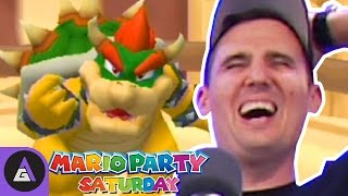 MASSIVE STRATEGERY - Mario Party 7 | Mario Party Saturday