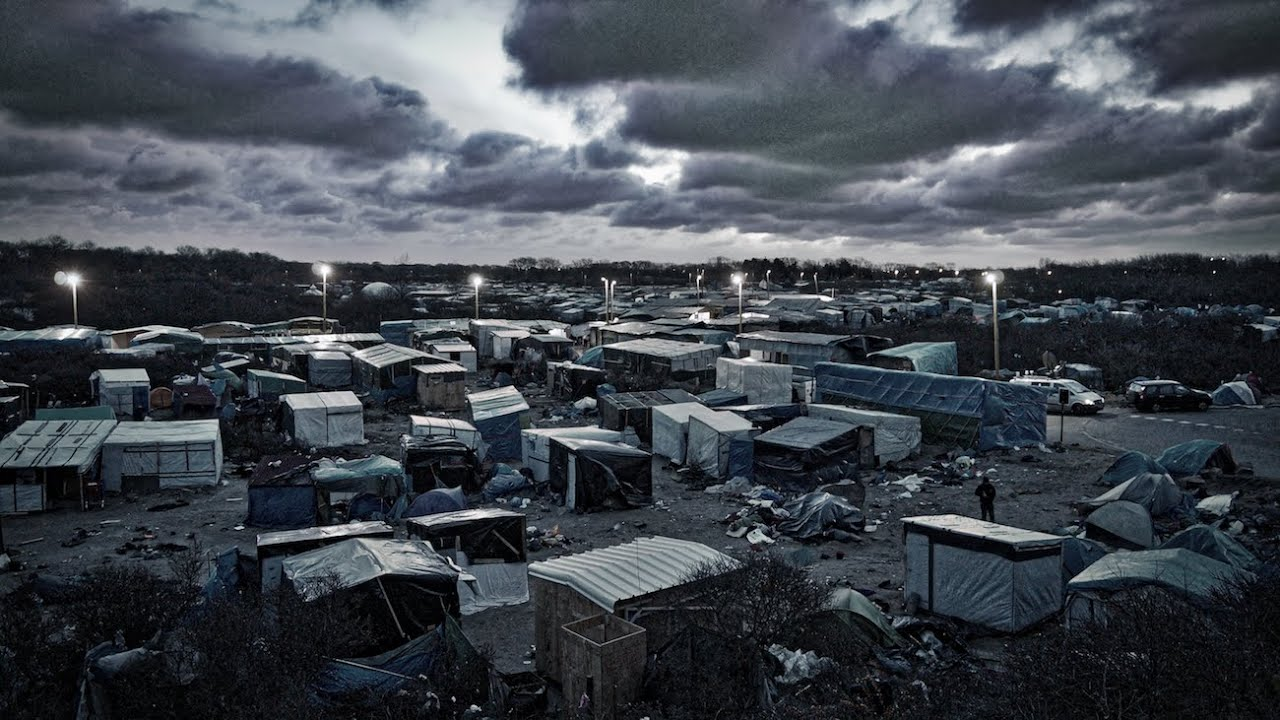 CALAIS : INSIDE THE JUNGLE (PART1)