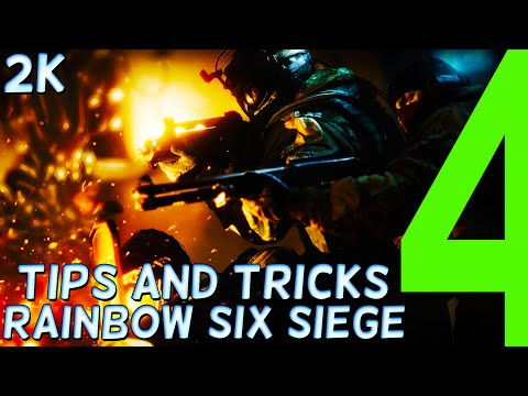 Rainbow Six Siege Tips and Tricks ? The best DEFENSE is a good OFFENSE! ? Tips and Tricks Part 4