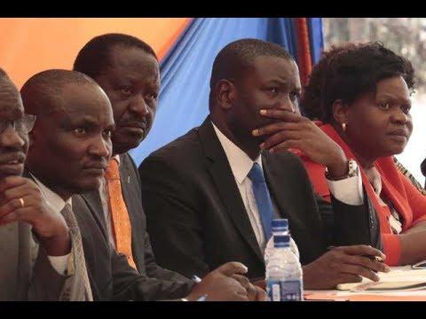 Raila Odinga meets Jubilee, KANU and ODM youth | KTN News Desk